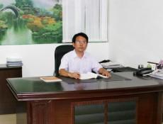 访广东欧能电器有限公司总经理邓庆光先生 ()